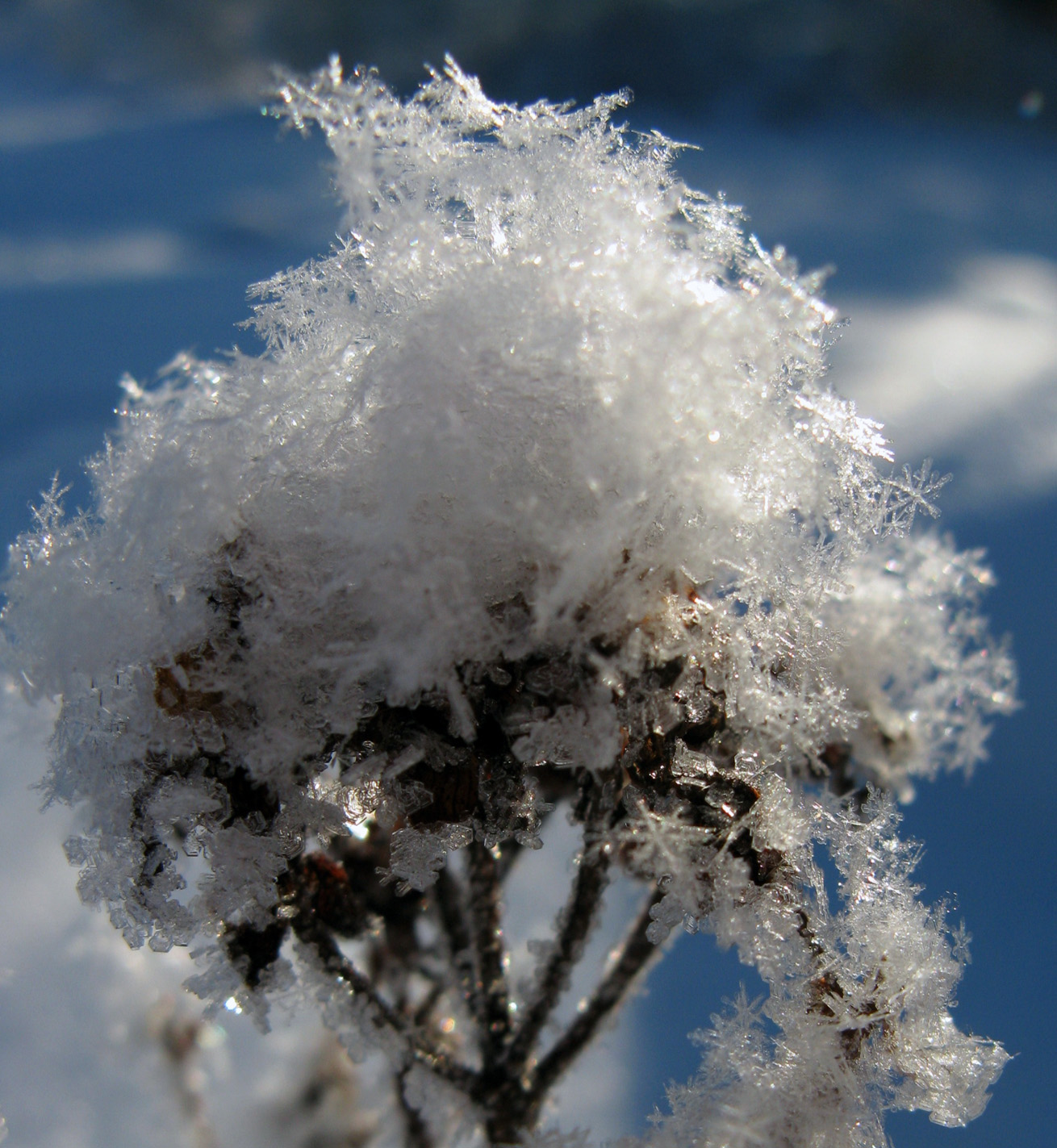 Snöpuff