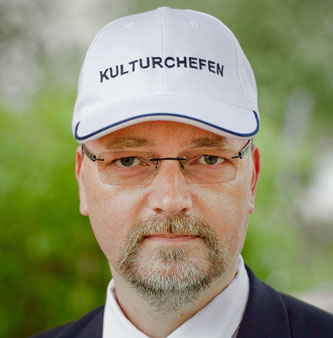 Christer Hermansson, kulturchefen Foto: Ulf strandberg
