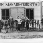J Falks sadelmakeri i Flen