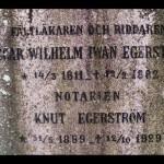 Titlar på gravsten