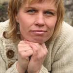 Författaren Kristina Mattsson